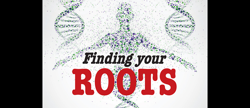 Finding your Roots camp logo
