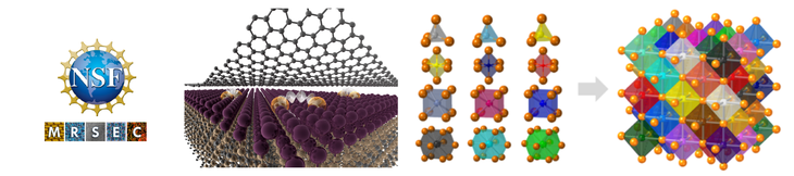 collage of nanoscale images