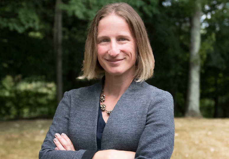 Tracy Langkilde has been named Verne M. Willaman Dean of the Eberly College of Science. Credit: Patrick Mansell