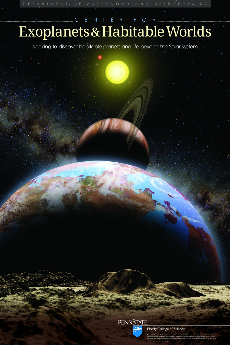 Center for Exoplanets and Habitable Worlds