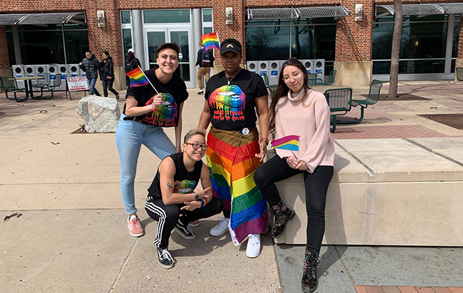 Queer and Trans People of Color