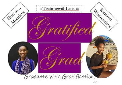Image of Latisha Franklin's Graduate How To website logo